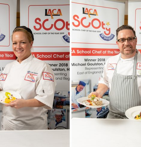 Line Up for School Chef of the Year 2019 Revealed