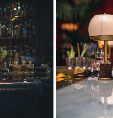 Dry January at The Bloomsbury Club Bar and The Coral Room