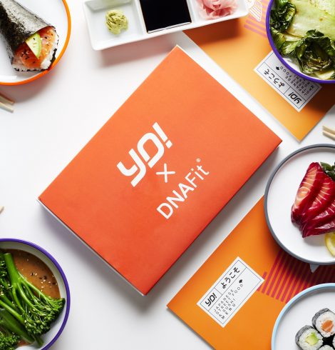 YO! Sushi Launches DNA Dining Experience