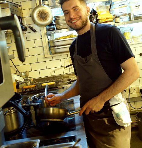 Catering Equipment Manufacturer Helps London Restaurant