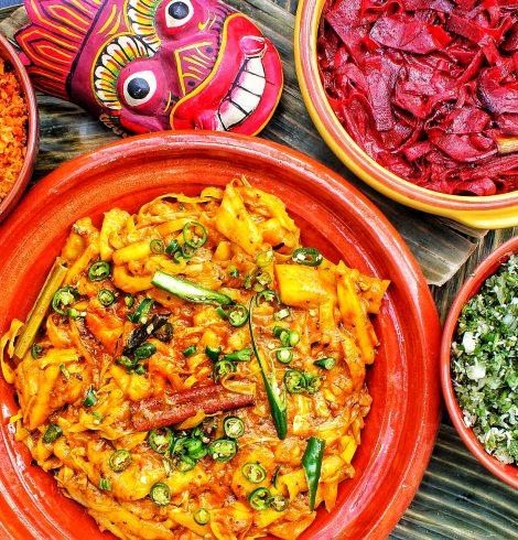 Vegan Sri Lankan Pop Up Launches at Brixton Pound