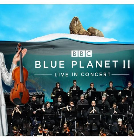 Blue Planet II – Live in Concert Promoter Partners with JUST Water