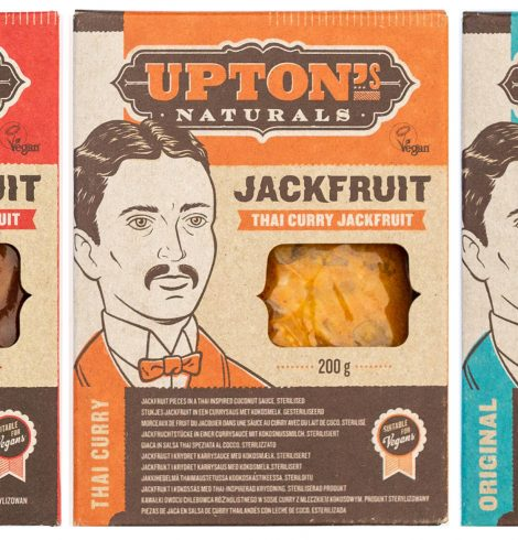 Upton's Naturals Pioneers the Jackfruit Food Craze