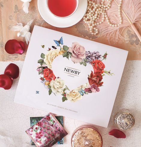 Newby Teas Box for Mother's Day