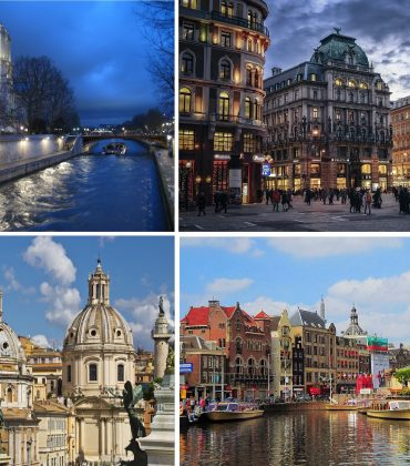 Europe's Prettiest Cities To Visit
