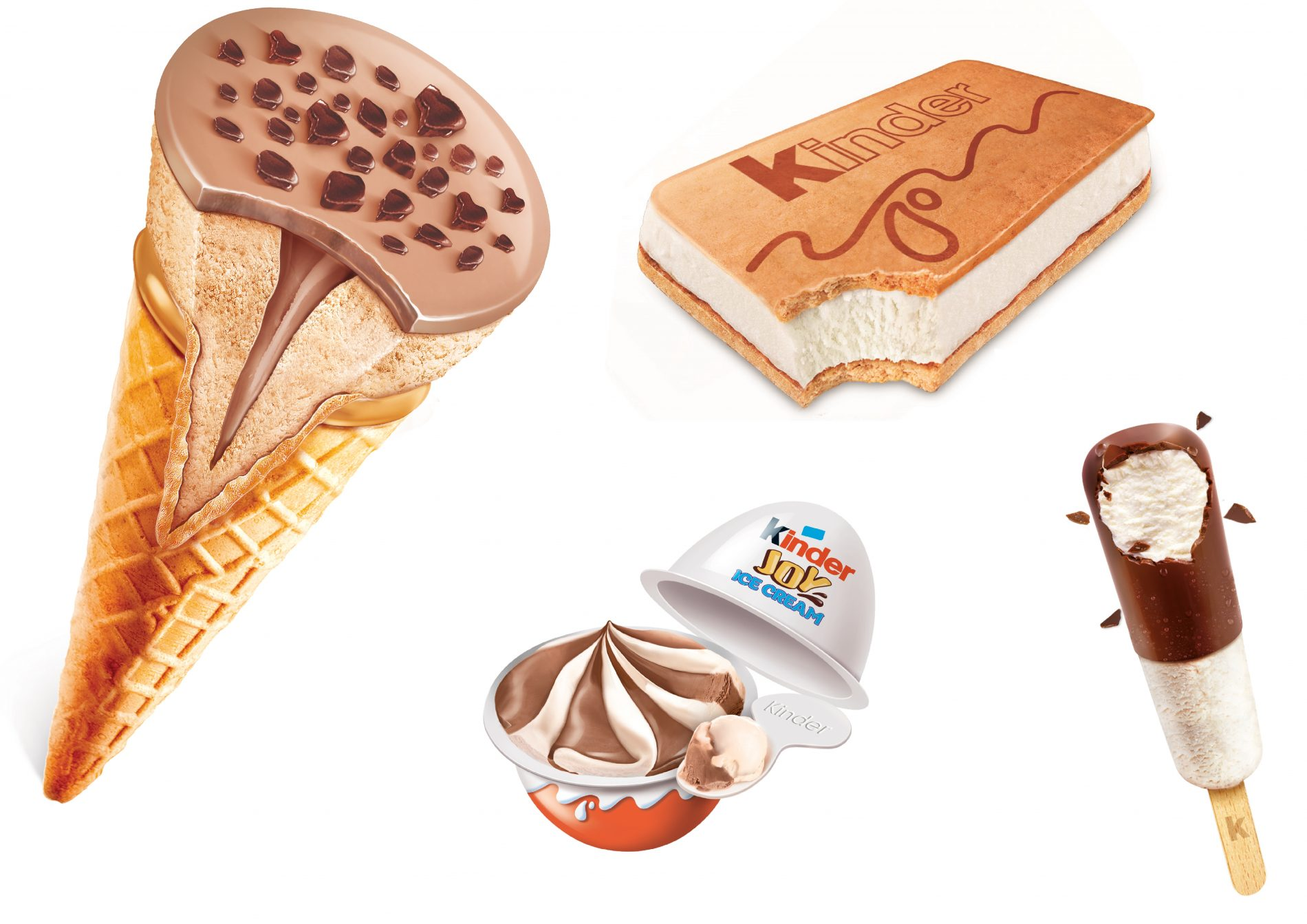 Kinder Ice Cream Range Hits Uk Aisles Feast Magazine