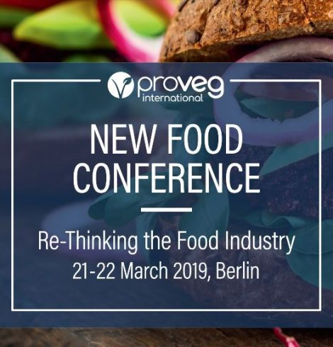 Europe's First Conference on New Protein