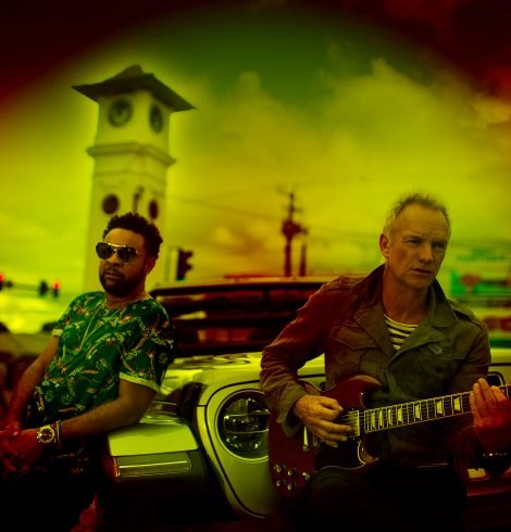 Sting & Shaggy Announce UK Tour Dates