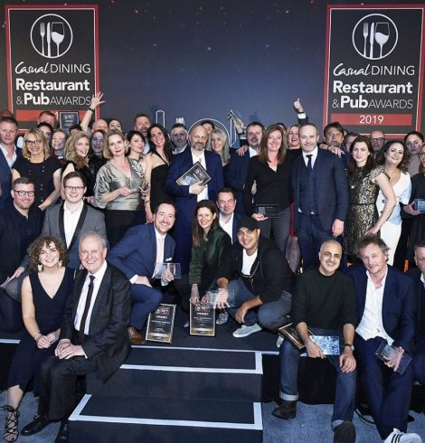 The UK's Best Casual Dining Operators Announced
