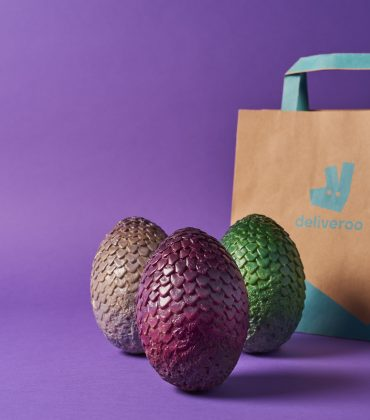 Deliveroo Launches Game of Thrones Easter Eggs