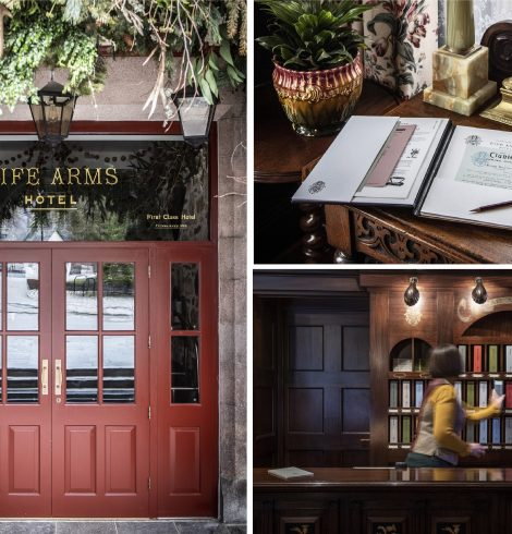 The Fife Arms Has Opened in Scotland