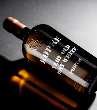Kopke Releases Limited Edition Very Old Dry White Port
