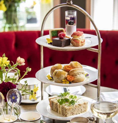 108 Pantry Launches Spring Afternoon Tea Menu