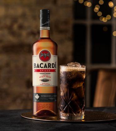 Introducing BACARDÍ Spiced