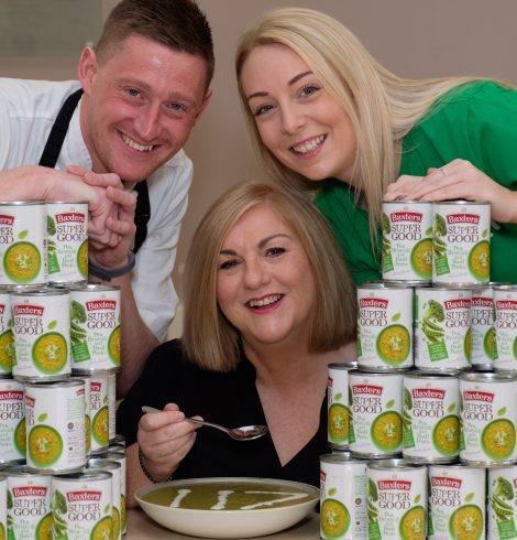 Baxters Raised More than £100k for Macmillan