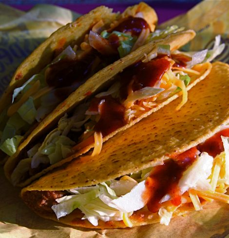 Taco Bell Opens Second Glasgow Restaurant