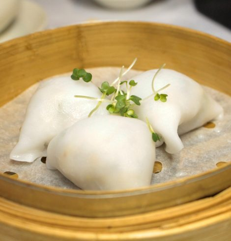 Free Dim Sum for London Marathon Runners