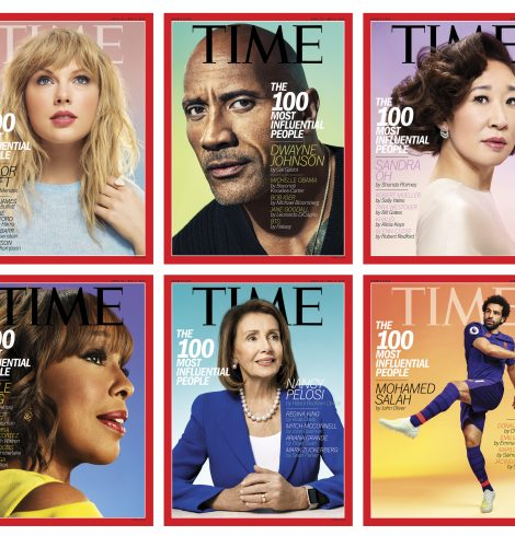 TIME Reveals the Most Influential People