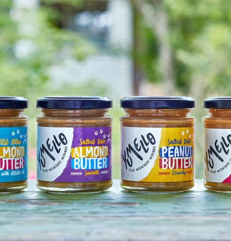 Yumello Nut Butters in Ocado