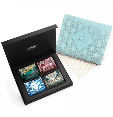 Enjoy the Taste of Luxury with Newby Teas' Easter Box
