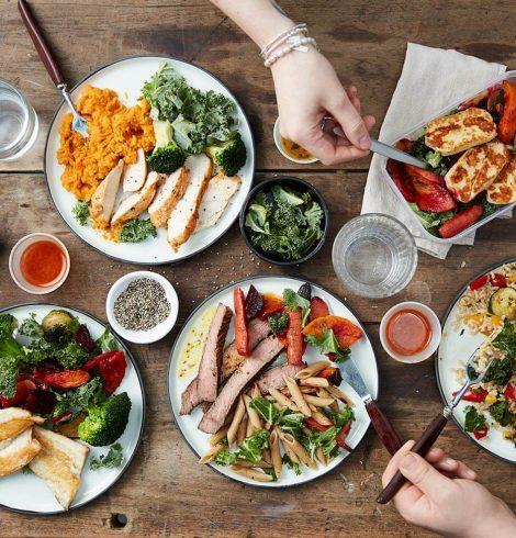 Balance Meals