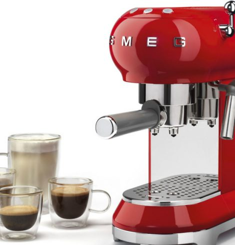 Smeg's Espresso Coffee Machine