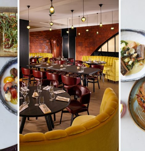 Sea Containers Restaurant Relaunches
