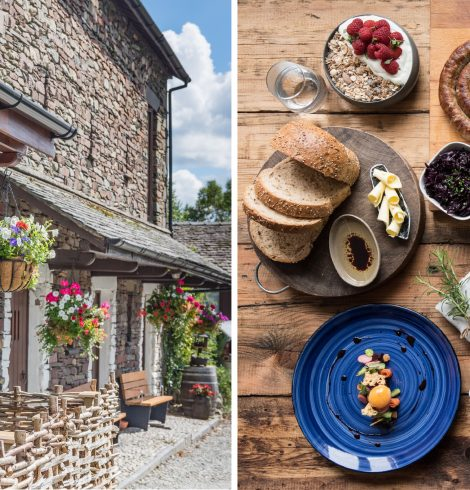 A 'Bistro with Beds' to Open in Grasmere
