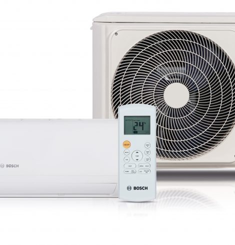 BOSCH LAUNCHES NEW R32 AIR CONDITIONING SPLIT RANGE