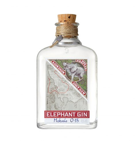Elephant Gin Raises £500K for the African Elephants
