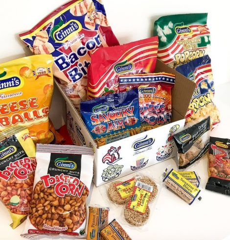 Introducing Ginni's – a Different Kind of Snack Service