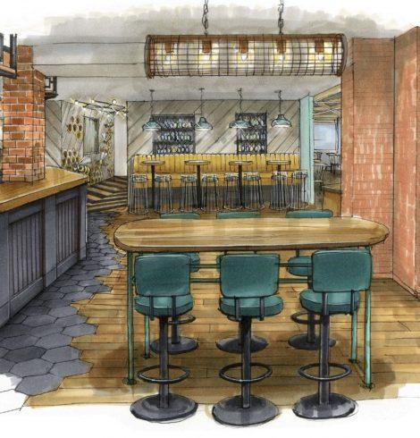 Chef Matt Healy Launches Third Gastropub