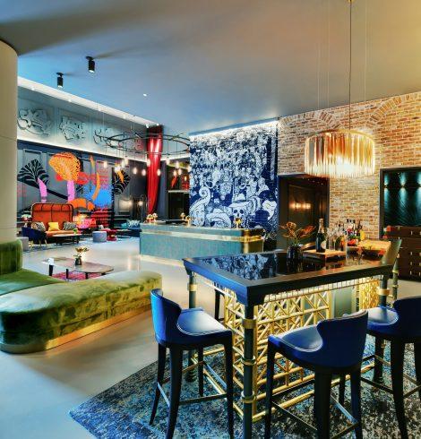 Andaz London Unveils New Lounge