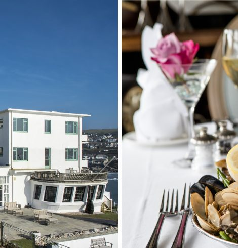 Burgh Island Hotel Opens The Nettlefold Restaurant
