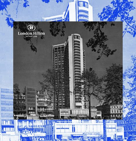 100 Years of Hilton Exhibition Opens