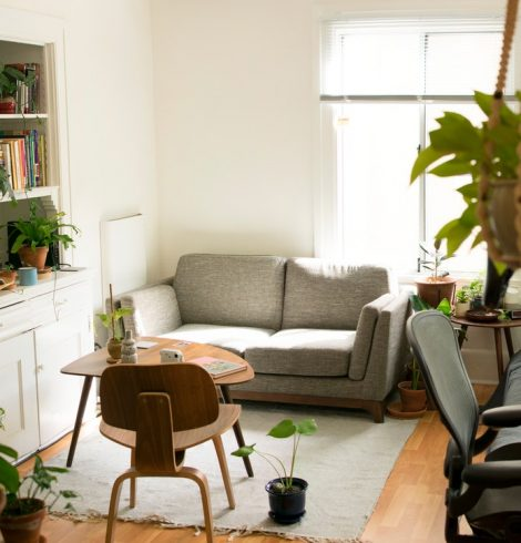 The Top Living Room Trends this Summer