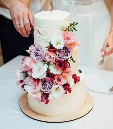 Piece of Cake: 6 Creative Cake Ideas for Your Big Day!