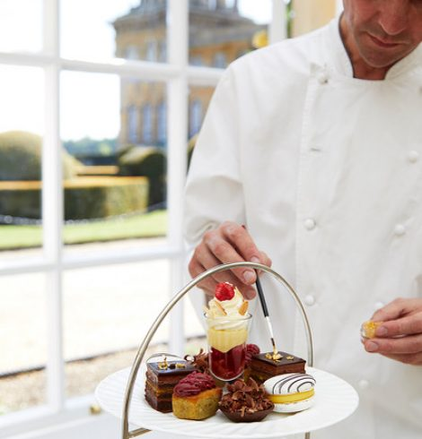 Chocolatier William Curley Launches New Afternoon Tea
