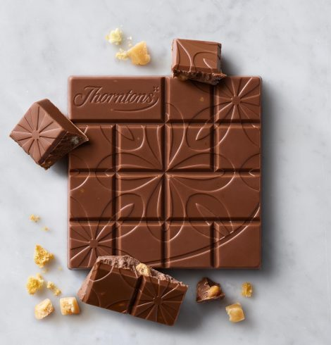 Thorntons Unveils Blissful Blocks