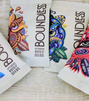 HEALTHY SNACK BRAND, BOUNDLESS, HITS THE SAINSBURY'S SHELVES FOR 12 WEEK TRIAL
