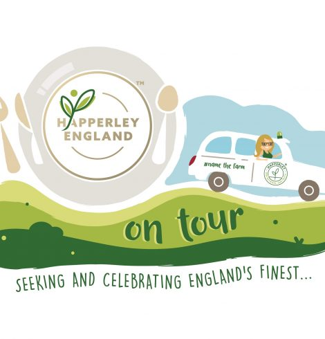 From Cornwall to Cumbria, Happerley takes to the road.