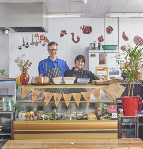 Concept Eateries in Leeds lead Plusnet's Humans of New Yorkshire Campaign