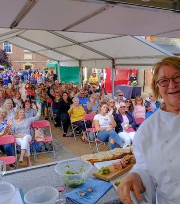 Calling all, foodies! Newmarket Food and Drink Festival is back for its fifth outing