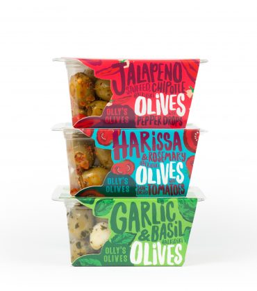 Olly's Olives – Ideal for Picnics and Aperitifs!