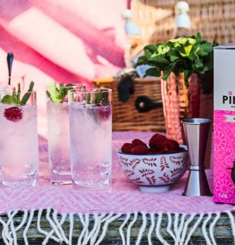 PINK GIN LOVERS, SAVE £50 ON THIS SUMMER ESSENTIAL FROM PINKSTER
