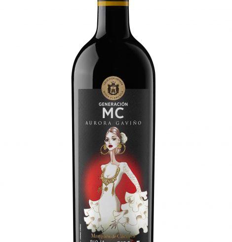 Marqués de Cáceres Launch Limited Edition Rioja