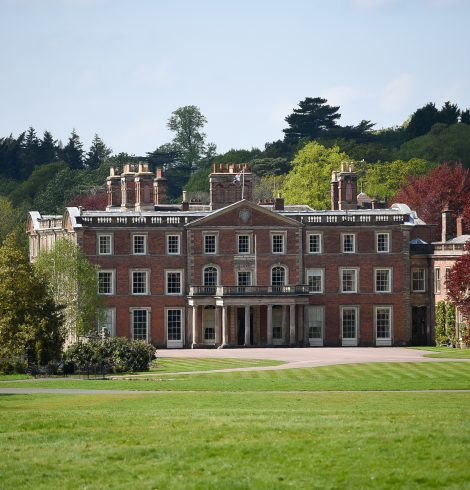 Searcys to Cater Historic Stately Home Weston Park
