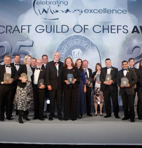 Craft Guild of Chefs count down to prestigious  26th annual awards