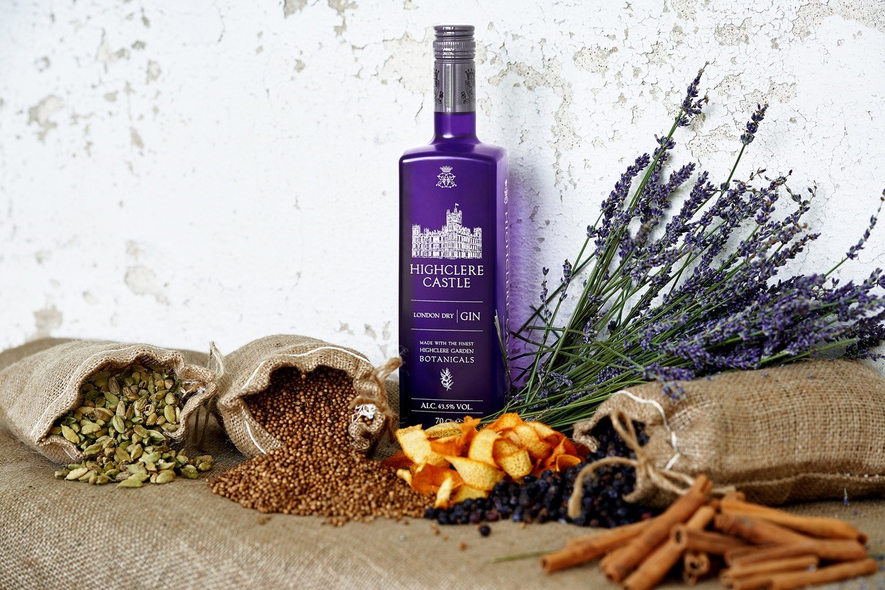 Highclere Castle Launches London Dry Gin Feast Magazine