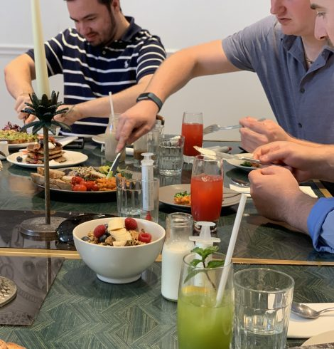 The University Caterers Organisation Hosts Its First Vegan and Vegetarian Study Tour
